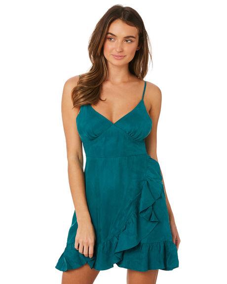 EMERALD WOMENS CLOTHING TIGERLILY DRESSES - T391448EME