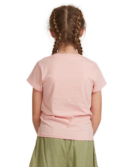 POWDER PINK KIDS GIRLS BILLABONG TOPS - BB-5517001-P1W