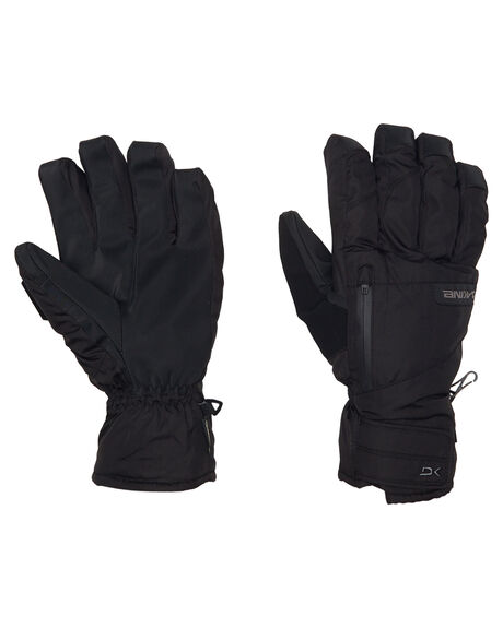 BLACK SNOW OUTERWEAR DAKINE GLOVES - 1100352BLK