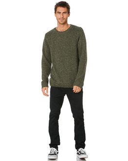 DARK ARMY MENS CLOTHING RUSTY KNITS + CARDIGANS - CKM0342DKA
