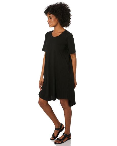 BLACK WOMENS CLOTHING BETTY BASICS DRESSES - BB270BLK