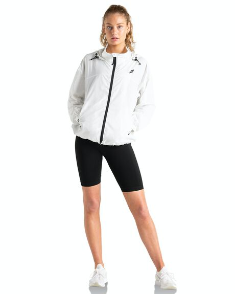 WHITE WOMENS CLOTHING DOYOUEVEN ACTIVEWEAR - M.11.A.XS