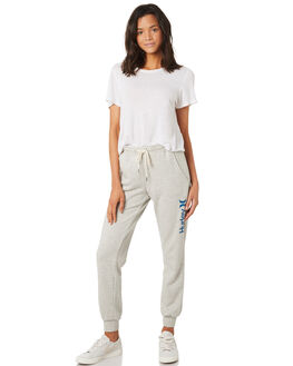 GREY HEATHER WOMENS CLOTHING HURLEY PANTS - AGPTOC1905A