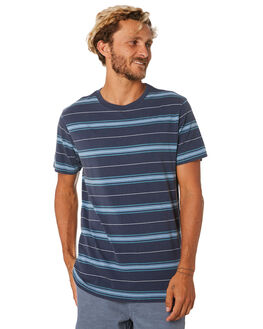 NAVY MENS CLOTHING RIP CURL TEES - CTERZ20049