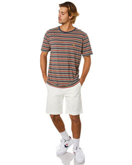 WHITE MENS CLOTHING BARNEY COOLS SHORTS - 604-Q120WHI