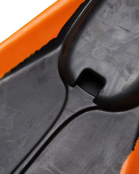 BLACK ORANGE BOARDSPORTS SURF NMD BODYBOARDS ACCESSORIES - N2BLKOR