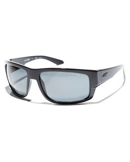 BLACK POLAR MENS ACCESSORIES ARNETTE SUNGLASSES - AN4221-0262BLK