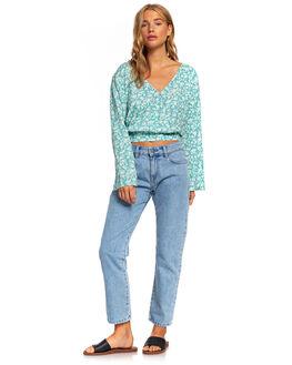 CANTON BLAIZE WOMENS CLOTHING ROXY FASHION TOPS - ERJWT03398-GHT7