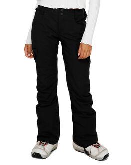 BLACK BOARDSPORTS SNOW BILLABONG WOMENS - BB-Q6PF10S-BLK