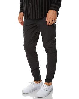 CHARCOAL MARLE MENS CLOTHING ZANEROBE PANTS - 711-WANCHAM
