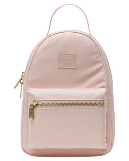 CAMEO ROSE WOMENS ACCESSORIES HERSCHEL SUPPLY CO BAGS + BACKPACKS - 10639-02465-OSCMRS
