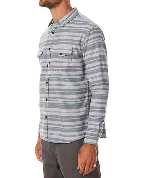 GREY MENS CLOTHING KATIN SHIRTS - WVCASF16GRY