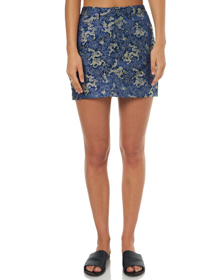BLUE WOMENS CLOTHING INSIGHT SKIRTS - 5000000275BLUE