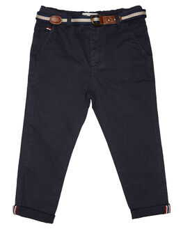 NAVY KIDS BOYS ROOKIE BY THE ACADEMY BRAND PANTS - R18W104NVY
