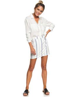 MARSHMALLOW WOMENS CLOTHING ROXY SKIRTS - ERJWK03054WBT4