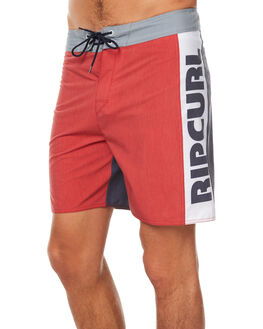 RED MENS CLOTHING RIP CURL BOARDSHORTS - CBONV10040