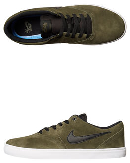 CARGO KHAKI BLACK MENS FOOTWEAR NIKE SNEAKERS - 843895-300