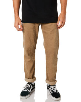KHAKI MENS CLOTHING RIP CURL PANTS - CPADV10064