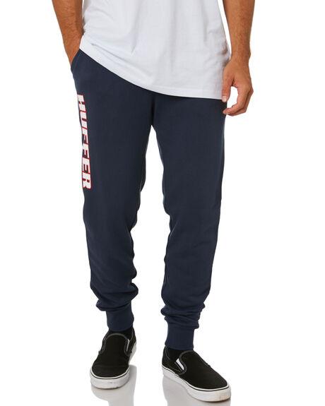 NAVY MENS CLOTHING HUFFER PANTS - MPA01S3730NVY