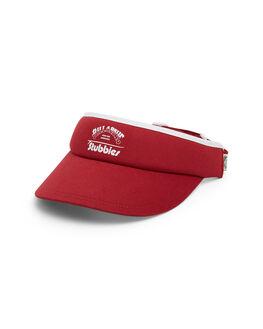 RED MENS ACCESSORIES BILLABONG HEADWEAR - BB-9607341M-RED