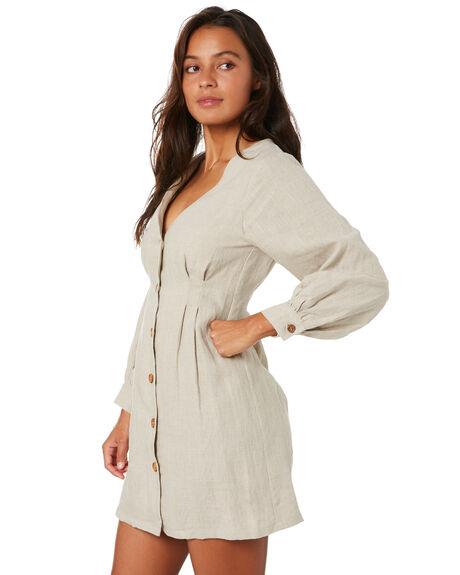 OAT WOMENS CLOTHING THRILLS DRESSES - WTW20-900JOAT