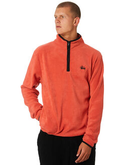 MELON MENS CLOTHING STUSSY JUMPERS - ST096201MELON