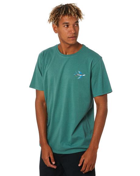 HERB GREEN MENS CLOTHING DEPACTUS TEES - D5203008HRBGN