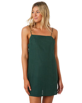 EMERALD WOMENS CLOTHING RUE STIIC DRESSES - RWS-19-02-1EML