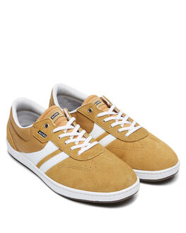 CUMIN WHITE MENS FOOTWEAR GLOBE SKATE SHOES - GBEMPIRECWHT