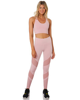 DUSTY ROSE WOMENS CLOTHING LORNA JANE ACTIVEWEAR - WS1019201DSTRS