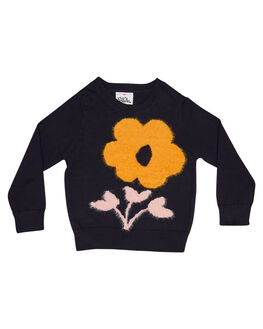 NAVY KIDS GIRLS EVES SISTER JUMPERS + JACKETS - 8035009NAVY