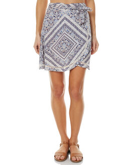 IRVINE TILE WOMENS CLOTHING O'NEILL SKIRTS - 4023107IRTI