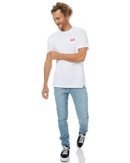 COIN BLUE MENS CLOTHING CHEAP MONDAY JEANS - 0443761COIN