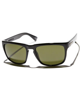 GLOSS BLACK GREY MENS ACCESSORIES ELECTRIC SUNGLASSES - EE09001620GBLKG
