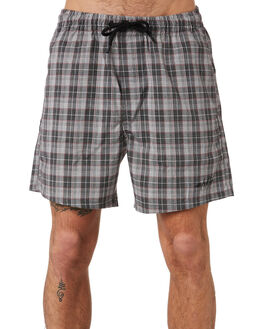 WHITE MENS CLOTHING MISFIT SHORTS - MT091603WHI