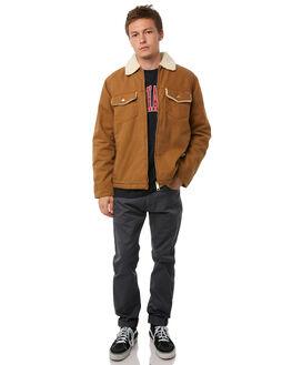 HAMILTON BROWN MENS CLOTHING CARHARTT JACKETS - I023089HZ