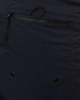 NAVY MENS CLOTHING DEUS EX MACHINA BOARDSHORTS - BDMS62132NVY