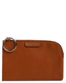 TAN WOMENS ACCESSORIES BILLABONG PURSES + WALLETS - 6692202BTAN