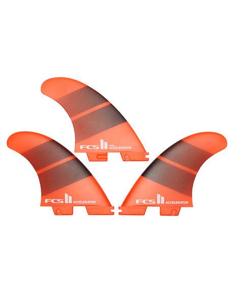 TANG GRADIENT BOARDSPORTS SURF FCS FINS - FACC-NG03-TS-RTANGR