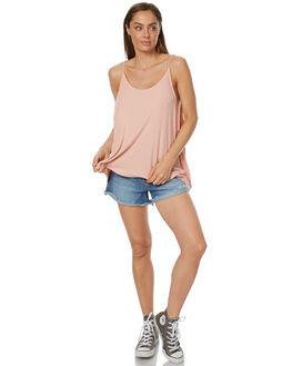 CLASSIC VINTAGE WOMENS CLOTHING RUSTY SHORTS - WKL0627CVT