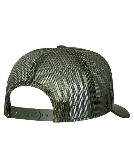 DARK OLIVE MENS ACCESSORIES NIXON HEADWEAR - C28781960