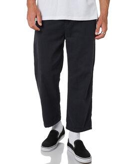 CHARCOAL MENS CLOTHING MISFIT PANTS - MT081611CHAR