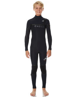 BLACK BLACK SURF WETSUITS O'NEILL STEAMERS - 4613A05