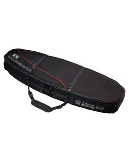 BLACK RED SURF HARDWARE OCEAN AND EARTH BOARDCOVERS - SCSB066BLKRD