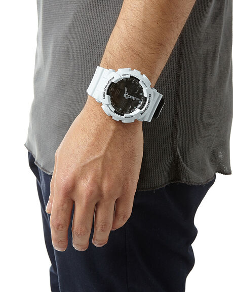 G Shock Layered Color Series Watch White Surfstitch