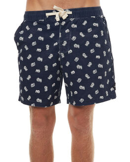 NAVY MENS CLOTHING THE CRITICAL SLIDE SOCIETY BOARDSHORTS - SWB1708NVY