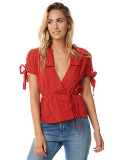 ROUGE OUTLET WOMENS RUE STIIC FASHION TOPS - S118-23ROUGE
