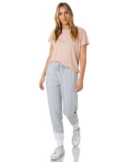 GREY MARLE WOMENS CLOTHING SILENT THEORY PANTS - 6053009GRM