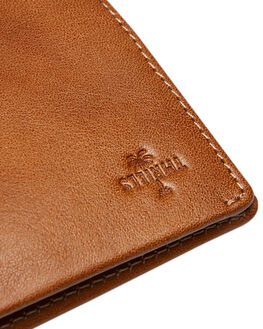 TAN MENS ACCESSORIES THRILLS WALLETS - TS7-1016CTAN
