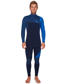 NAVY HEATHER NAVY BOARDSPORTS SURF QUIKSILVER MENS - EQYW103062-XBKB